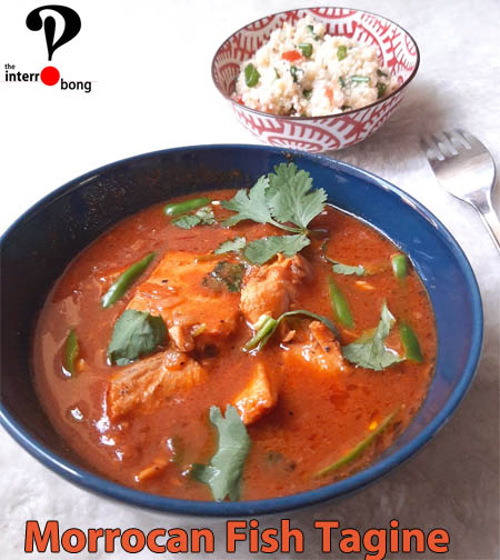 Moroccan Fish Tagine Recipe